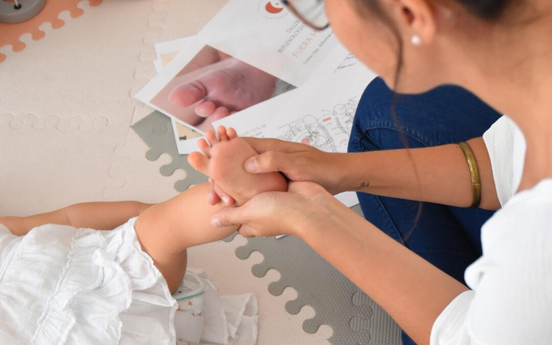 10 Ventajas de la Reflexología Infantil